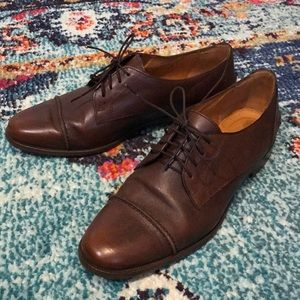 Madewell Oxford Loafers